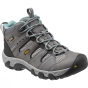 Product image of Keen Womens Koven Mid WP Boot Gargoyle/Mineral Blue