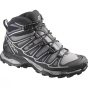 Product image of Salomon Womens X Ultra Mid 2 Spikes GTX Boot Detroit/Black/Artist Grey-X