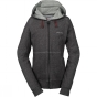 Product image of Craghoppers Kids NosiLife Kemiah Hooded Jacket Black Pepper Marl