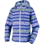 Product image of Columbia Youths Fast Trek II Full Zip Age 14+ Light Grape / Candy Mint