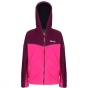 Product image of Regatta Youths Marty Fleece Age 14+ Jem/Blackcurrent