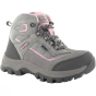 Product image of Hi-Tec Girls Hillside WP Boot Grey/Pink