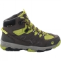 Product image of Jack Wolfskin Kids MTN Attack 2 Texapore Mid Boot Earl Green