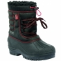 Product image of Regatta Trekforce II Junior Boot Black/Chilli Pepper