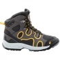 Product image of Jack Wolfskin Kids Crosswind Texapore Mid Boot Burly Yellow
