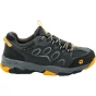 Jack Wolfskin Kids Mountain Attack 2 Texapore Low Shoe Burly Yellow
