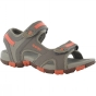 Product image of Hi-Tec Girls GT Sandal Grey/Warm Grey/Peachy