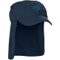 Product image of Jack Wolfskin Kids Supplex Sun Cap Night Blue