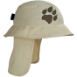 Product image of Jack Wolfskin Kids Protection Hat White Sand