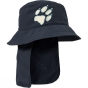 Product image of Jack Wolfskin Kids Protection Hat Night Blue