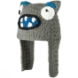Product image of Barts Kids Crookie Inka Hat Dark Heather