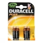 Product image of Duracell Plus AAA 1.5V Battery (Pack of 4) .