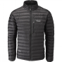 Product image of Rab Mens Microlight Jacket Black/Shark