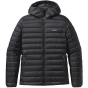 Product image of Patagonia Mens Down Sweater Hoody Black