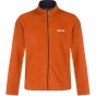 Regatta Mens Fairview Fleece Burnt Orange