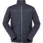 Berghaus Mens Tulach II Full Zip Fleece Carbon