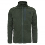 Product image of The North Face Mens Canyonlands Full Zip Fleece Thyme Heather