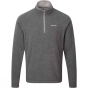 Product image of Craghoppers Mens Selby Half Zip Black Pepper Marl