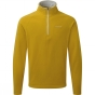 Product image of Craghoppers Mens Selby Half Zip English Mustard