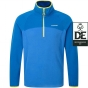 Product image of Craghoppers Mens Ionic II Half Zip Sport Blue/Deep China Blue
