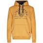 Product image of Weird Fish Mens Bellicose Hoody Old Gold