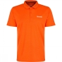 Regatta Mens Maverik III Polo Magma Orange