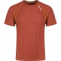 Regatta Mens Volito II T-Shirt Burnt Tikka / Magma