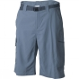 Columbia Mens Silver Ridge Cargo Shorts Grey Ash