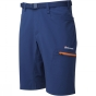 Product image of Montane Mens Dyno Stretch Shorts Antarctic Blue/Tangerine