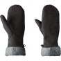 Product image of Jack Wolfskin Stormlock Fleece Mitten Black