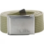 Product image of Fjallraven Mens Canvas Belt Light Khaki
