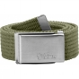 Product image of Fjallraven Mens Canvas Belt Green