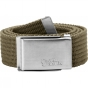 Product image of Fjallraven Mens Merano Canvas Belt Taupe