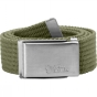 Product image of Fjallraven Mens Merano Canvas Belt Green