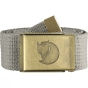 Product image of Fjallraven Canvas Brass Belt Fog