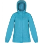 Regatta Womens Pack It Jacket II Aqua 9963