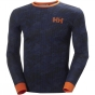 Men's HH Active Flow Long Sleeve Crew
