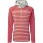 Product image of Craghoppers Womens Sabine Half zip Watermelon /Dove Grey
