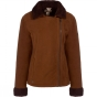 Regatta Womens Bernetta Jacket Saddle/Coffee