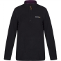 Regatta Womens Sweethart Fleece Black/Blackcurrent