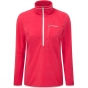 Product image of Craghoppers Womens Pro Lite Half Zip Electric Pink