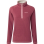 Product image of Craghoppers Womens Seline Half zip Rosehip Pink