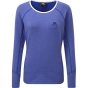 Product image of Mountain Equipment Womens Venom Crew Celestial Blue