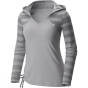 Product image of Mountain Hardwear Womens DrySpun Perfect Hoodie Steam