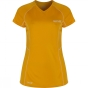 Regatta Womens Jenolan T-Shirt Gold Heat