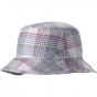 Product image of Columbia Womens PFG Bahama Bucket Hat Bluebell Plaid
