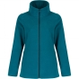 Regatta Womens Cathie III Full Zip Fleece Deep Lake