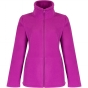 Regatta Womens Cathie III Full Zip Fleece Vivid Viola