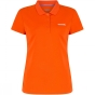 Regatta Womens Maverik III Polo Pumpkin