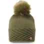 Product image of Craghoppers Womens MarInteractive Knit Hat Dark Moss